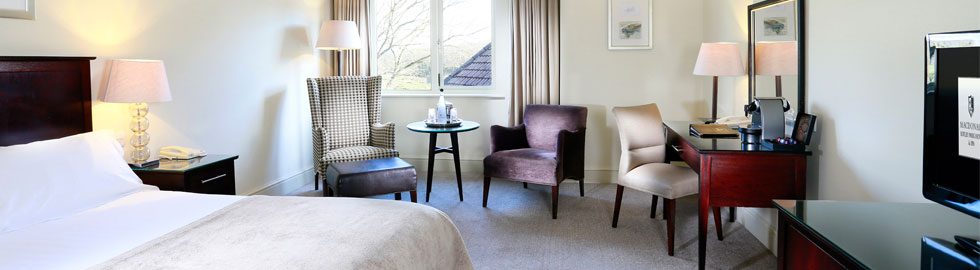 Botley Park Hotel and Spa double room